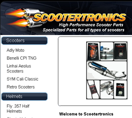 Scootertronics Home Page